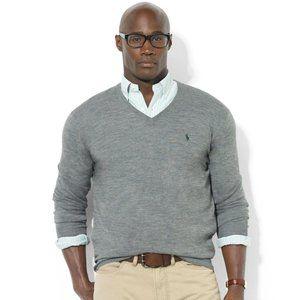 Polo by Ralph Lauren Sweaters - Men's Polo Wool V-Neck Sweater Sz L